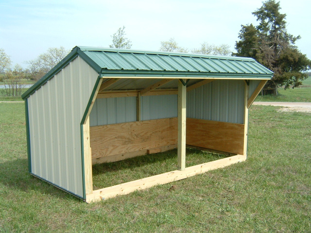 Mobile Cattle Shelter : Goat products