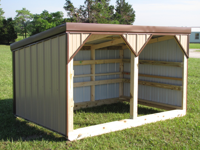 Portable sheep shelter for Small portable shed