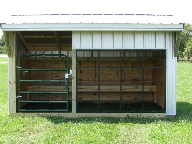 Portable Calf Sheds : Calf creeping sheds