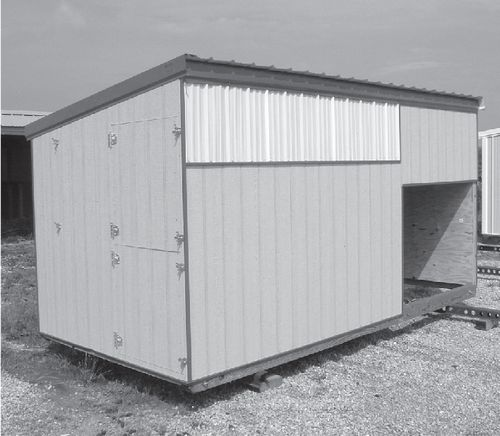 Portable Farrowing House Plans : Farrowing shed related keywords long tail