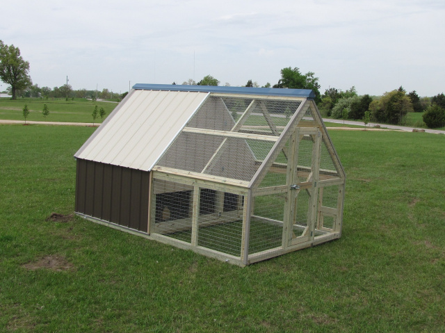 Larger Chicken Coops