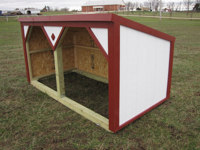 Goat products for Small portable shed