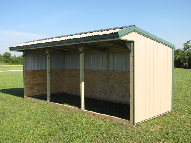 Mobile Horse Shelter : Portable livestock sheds diy shed at home