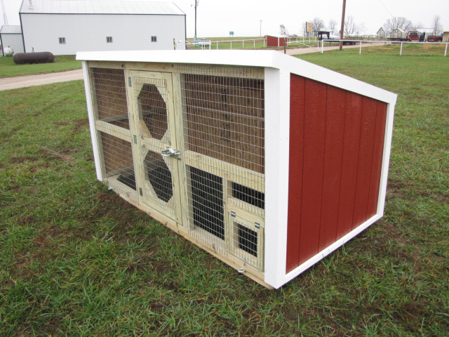 Pig shelter plans for Movable duck house
