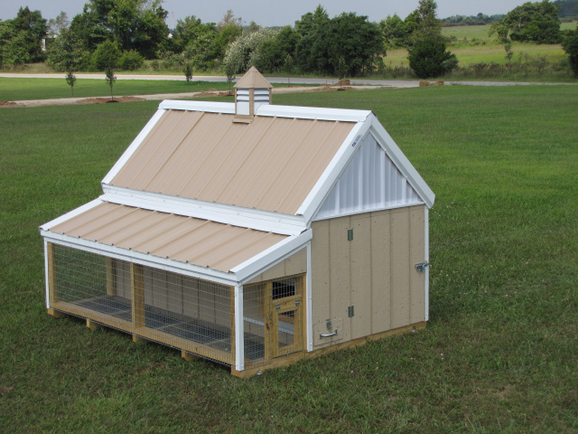 Portable Chicken House