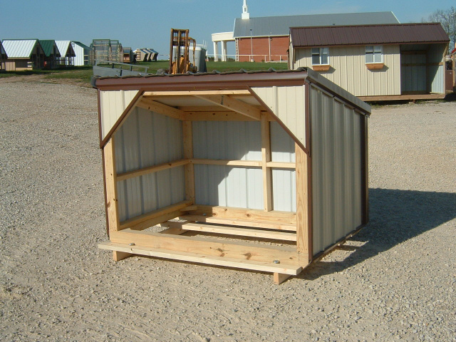 Small Goat Shed