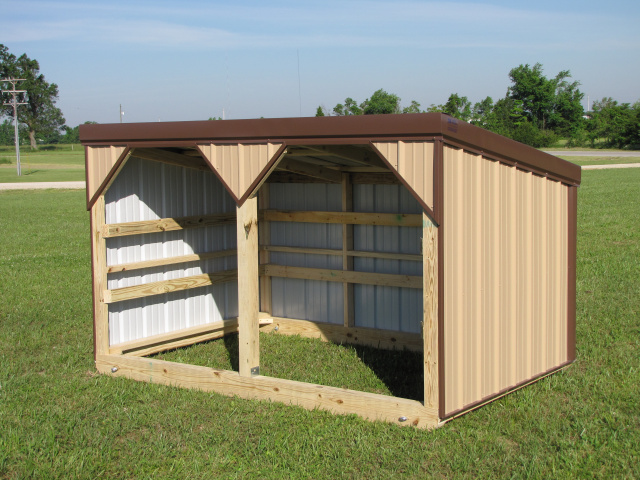 Portable Cow Shelters : How to make a small wood shed portable calf plans