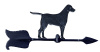 "24"" Dog Weathervane"