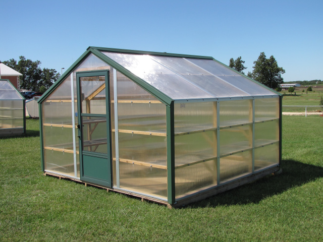 Greenhouses 10 X 12 Zef Jam
