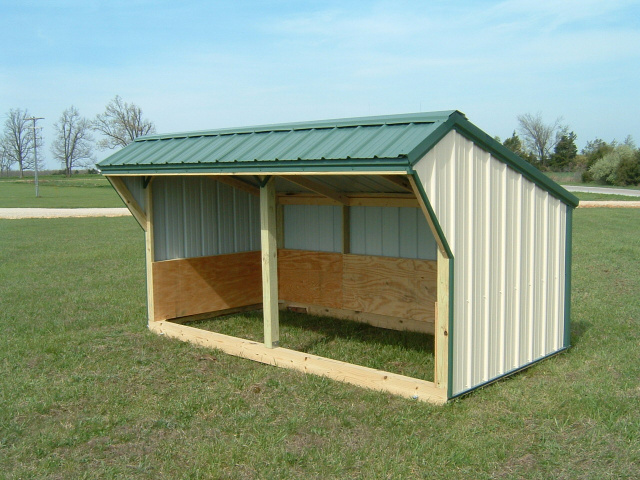 Deluxe Large Animal Shelters