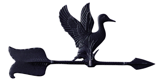 "24"" Duck Weathervane"